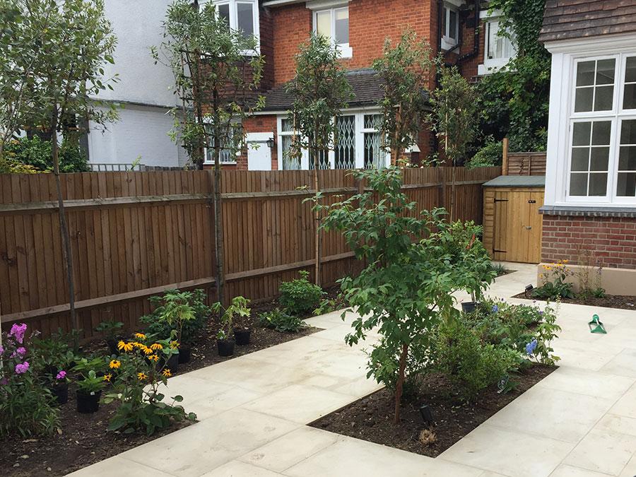 Domestic Garden Design & Planning